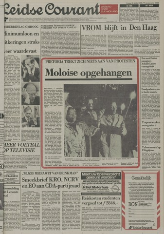 Leidse Courant 1985-10-18