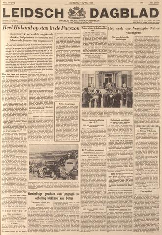 Leidsch Dagblad 1949-04-19