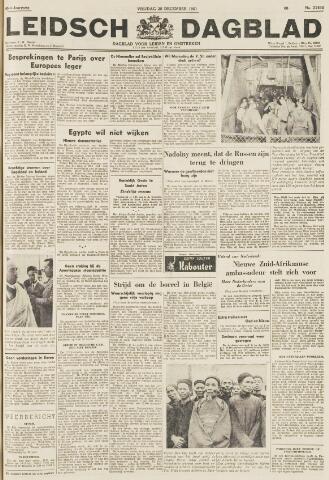 Leidsch Dagblad 1951-12-28