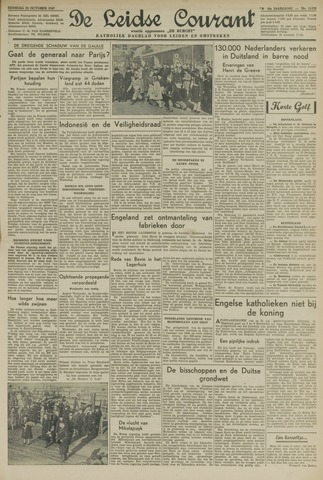 Leidse Courant 1947-10-28