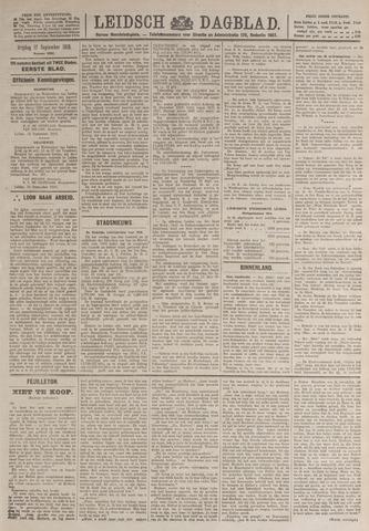 Leidsch Dagblad 1919-09-12