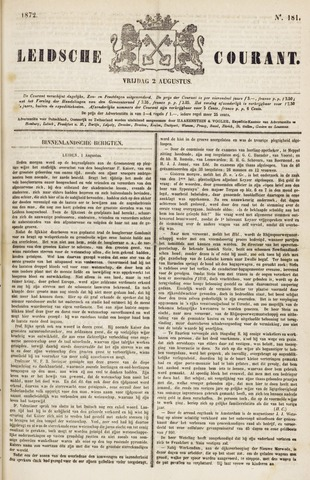 Leydse Courant 1872-08-02