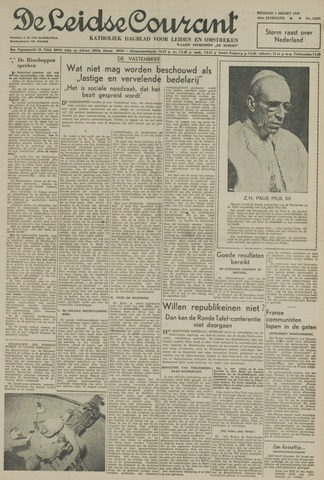 Leidse Courant 1949-03-01