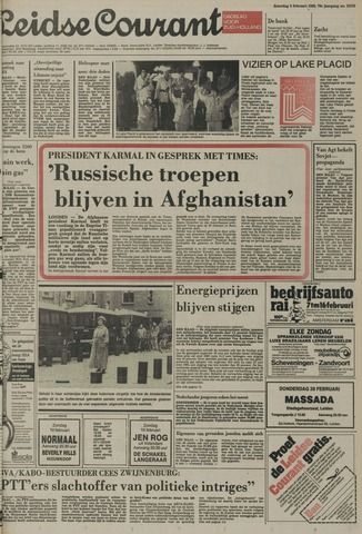 Leidse Courant 1980-02-09