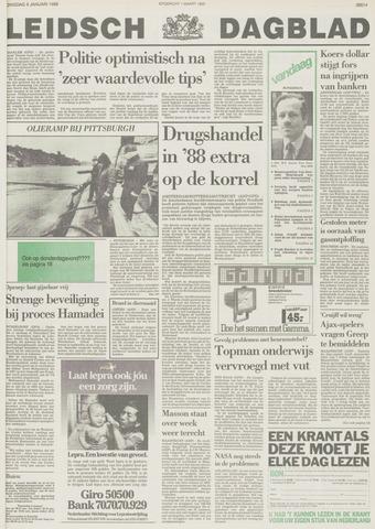 Leidsch Dagblad 1988-01-05