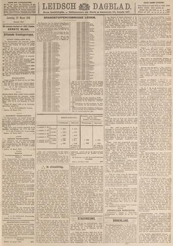 Leidsch Dagblad 1919-03-22