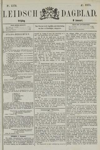 Leidsch Dagblad 1875-01-08