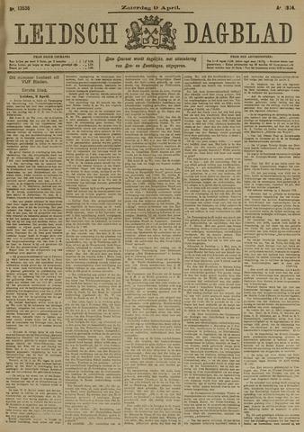 Leidsch Dagblad 1904-04-09