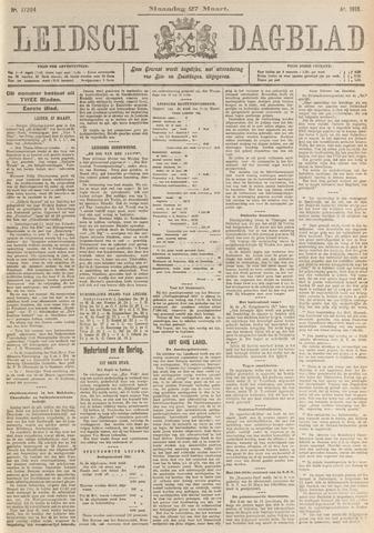 Leidsch Dagblad 1916-03-27