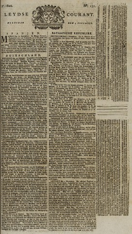 Leydse Courant 1802-11-03