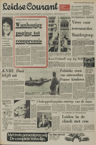 Leidse Courant 1976-02-04