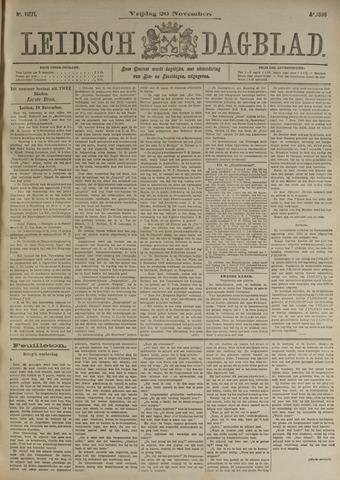 Leidsch Dagblad 1896-11-20