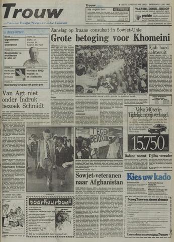Nieuwe Leidsche Courant 1980-07-05