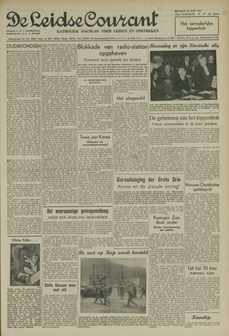 Leidse Courant 1952-06-10