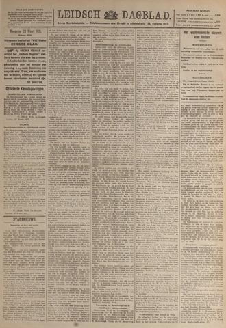 Leidsch Dagblad 1921-03-23