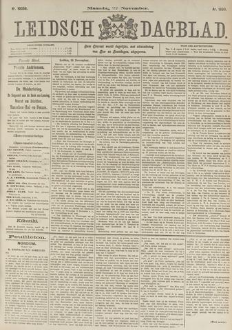 Leidsch Dagblad 1893-11-27