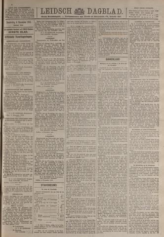Leidsch Dagblad 1919-12-04
