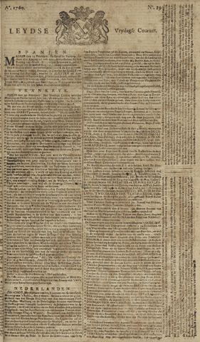 Leydse Courant 1760-03-07