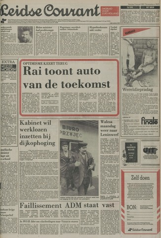 Leidse Courant 1983-01-15