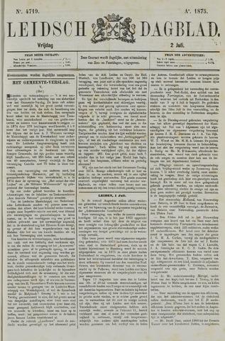 Leidsch Dagblad 1875-07-02