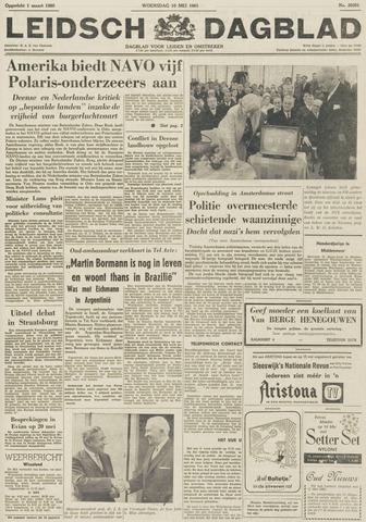 Leidsch Dagblad 1961-05-10