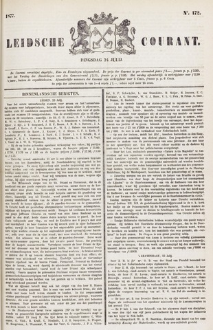 Leydse Courant 1877-07-24