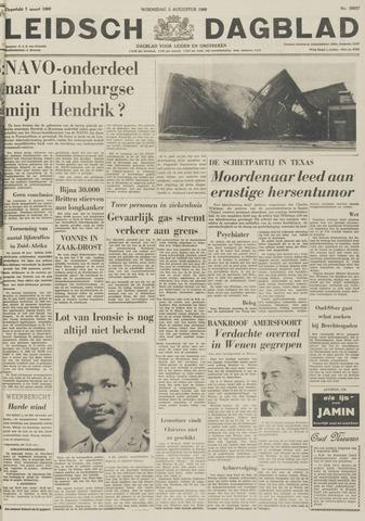 Leidsch Dagblad 1966-08-03