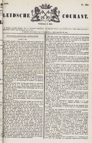 Leydse Courant 1882-05-05
