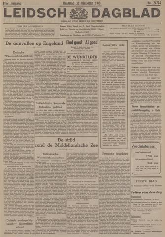 Leidsch Dagblad 1940-12-30