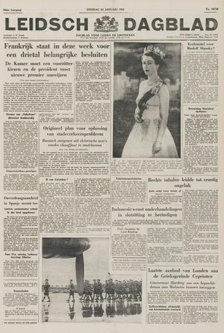 Leidsch Dagblad 1956-01-24