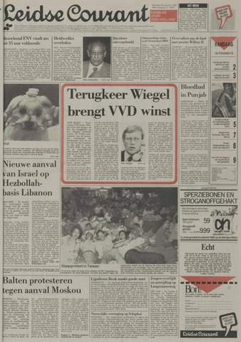 Leidse Courant 1989-08-28