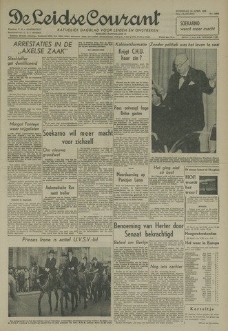 Leidse Courant 1959-04-22