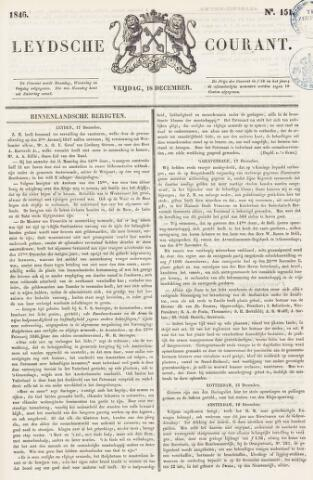 Leydse Courant 1846-12-18