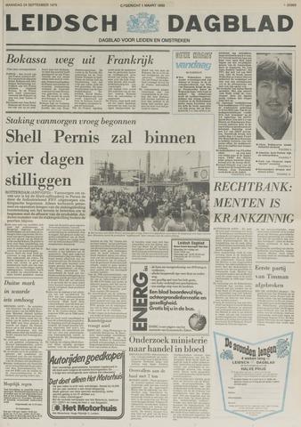 Leidsch Dagblad 1979-09-24