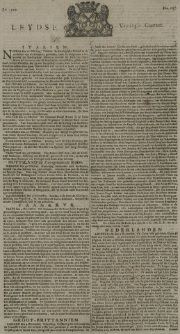 Leydse Courant 1729-11-11