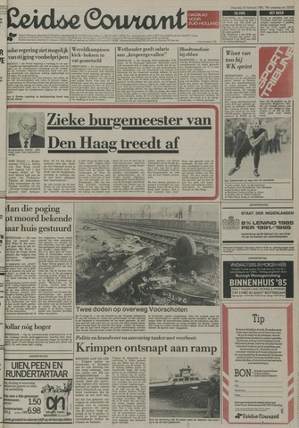 Leidse Courant 1985-02-25