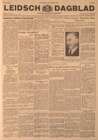 Leidsch Dagblad 1947-11-13