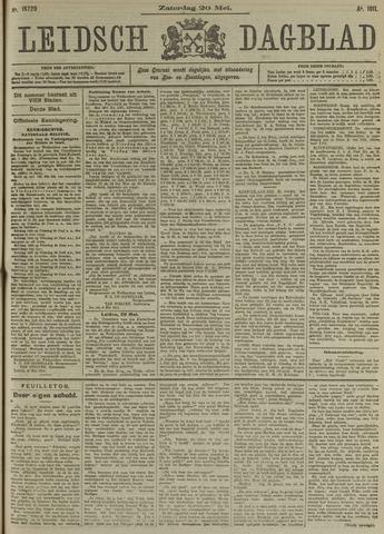 Leidsch Dagblad 1911-05-20