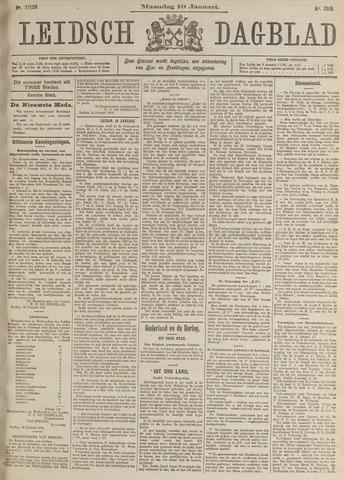 Leidsch Dagblad 1916-01-10