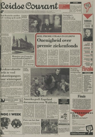 Leidse Courant 1988-02-20