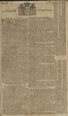 Leydse Courant 1758-02-24