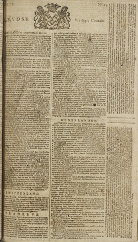 Leydse Courant 1773-01-29