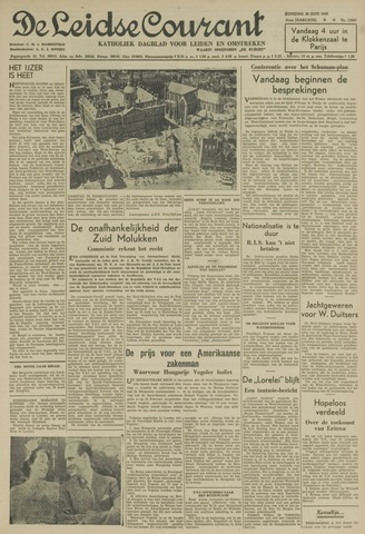 Leidse Courant 1950-06-20