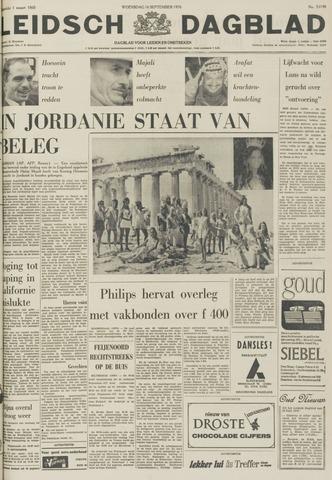 Leidsch Dagblad 1970-09-16