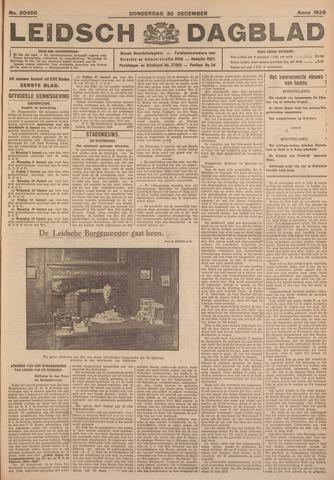 Leidsch Dagblad 1926-12-30