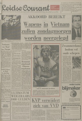 Leidse Courant 1973-01-24