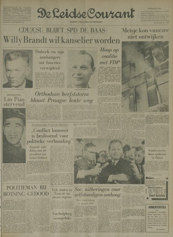 Leidse Courant 1969-09-29