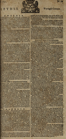 Leydse Courant 1751-07-23