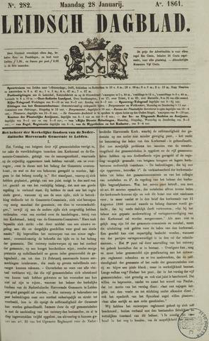 Leidsch Dagblad 1861-01-28
