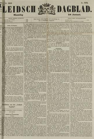 Leidsch Dagblad 1870-01-24